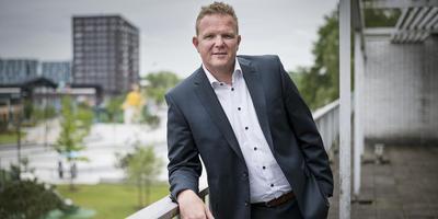Wethouder Robert Kleine van Emmen. FOTO JASPAR MOULIJN