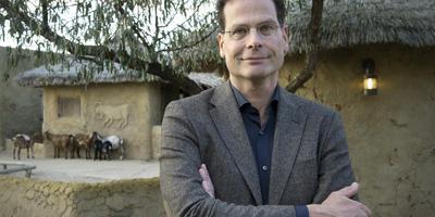 Interim-directeur Erik van Engelen van Wildlands. Foto: Jan Anninga