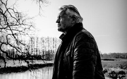 Vertrekkend columnist Jan Wierenga zegt moi
