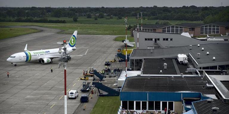 Groningen Airport Eelde. FOTO KEES VAN DE VEEN