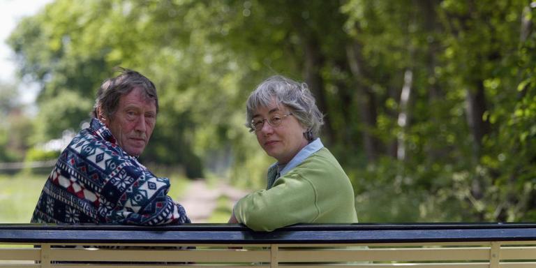 Pleegouders Piet en Herna Mulders