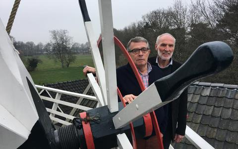 Provincie steunt Drents molenplan