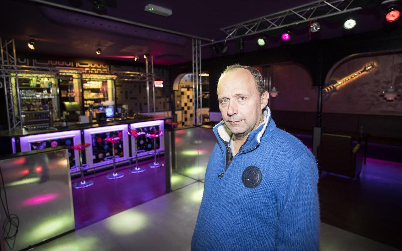 Paul van Essen heeft grote plannen met zijn nieuwe café Bullseye.