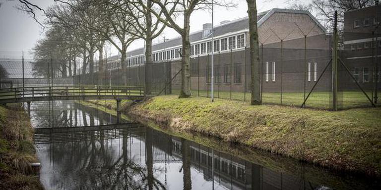 Gevangenis Norgerhaven in Veenhuizen. FOTO MARCEL JURIAN DE JONG