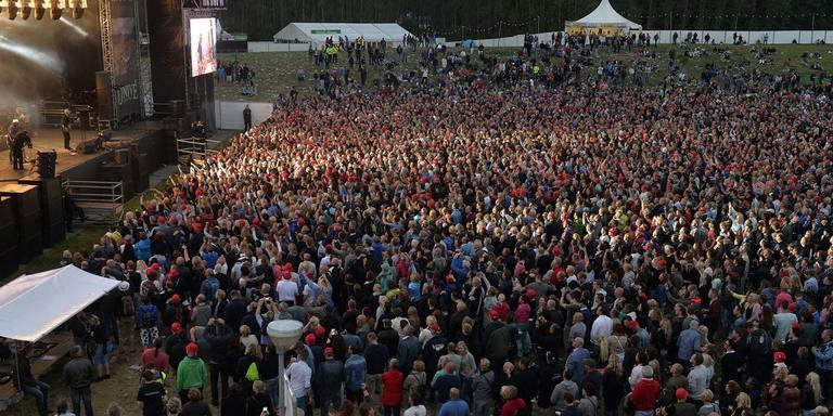 Retropop in Emmen 2015. FOTO BOUDEWIJN BENTING