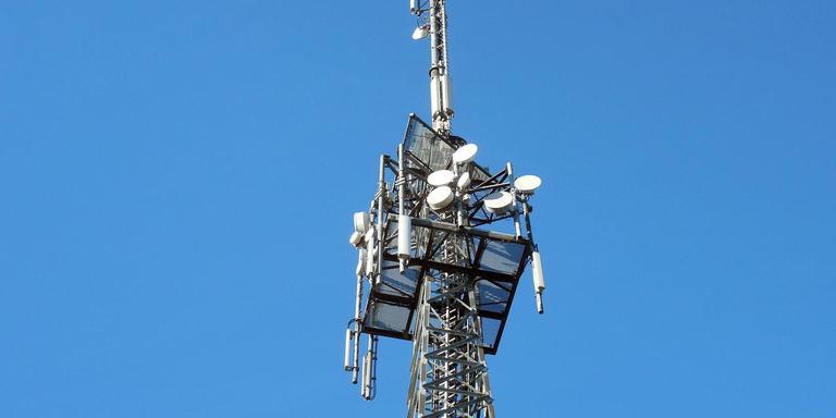 Over het plaatsen van een zendmast is al lange tijd discussie. Foto: Pixabay