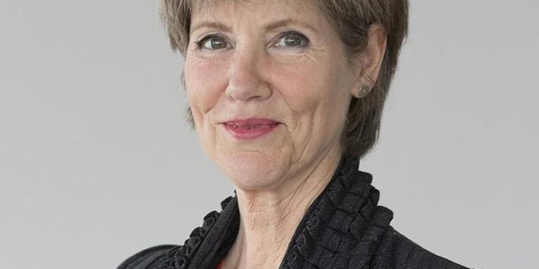 Liesbeth van der Pol van DOK Architecten. FOTO BERT NIENHUIS
