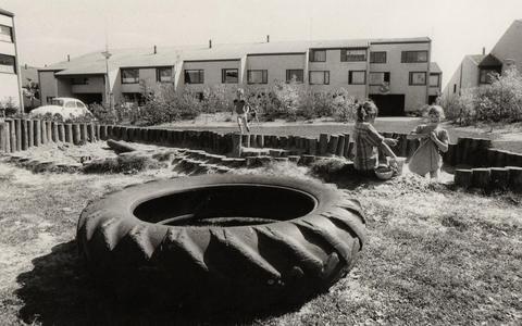 Rijk en ondernemers putten inspiratie uit experimentele bouw in Drenthe in de jaren '70