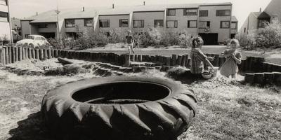 Experimentele bouw in Assen uit de jaren '70: De Wouden