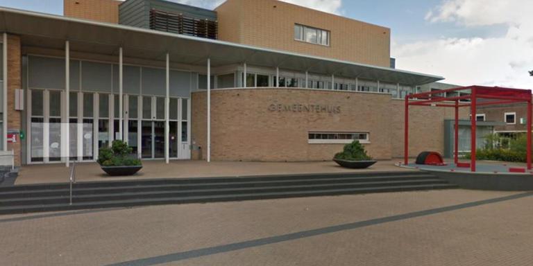 Het gemeentehuis in Beilen. Foto: Archief DvhN
