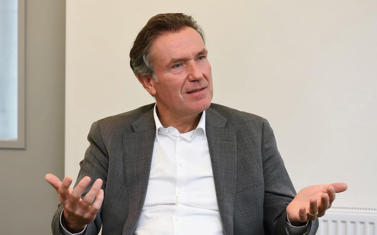 Erwin Duits: 'Bij verdenking van corona gaan beschermingsmiddelen aan.'