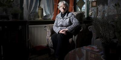 Herna Mulders, de pleegmoeder van Willeke Dost. Foto: Marcel Jurian de Jong
