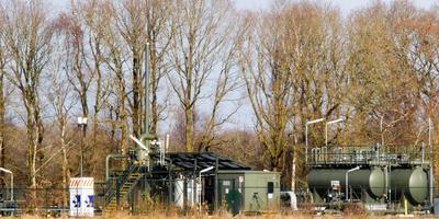 De gaswinlocatie Wapse. FOTO GERRIT BOER