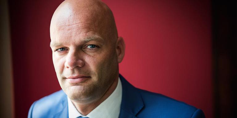 Alfred Welink, voorzitter van werkgeversorganisatie VNO-NCW in Noord-Nederland.