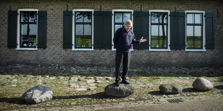 3c73754d2c1 Ruurd Vanderveen deelde graag zijn enorme kennis van de lokale historie,  zeker als het over