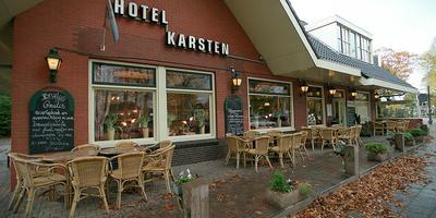 Hotel Karsten in Norg. Foto: Archief DvhN
