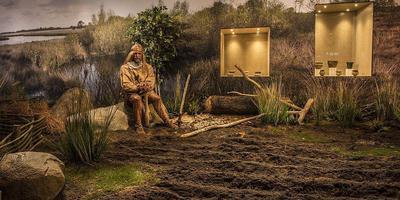 Oog in oog met een prehistorische akkerbouwer.