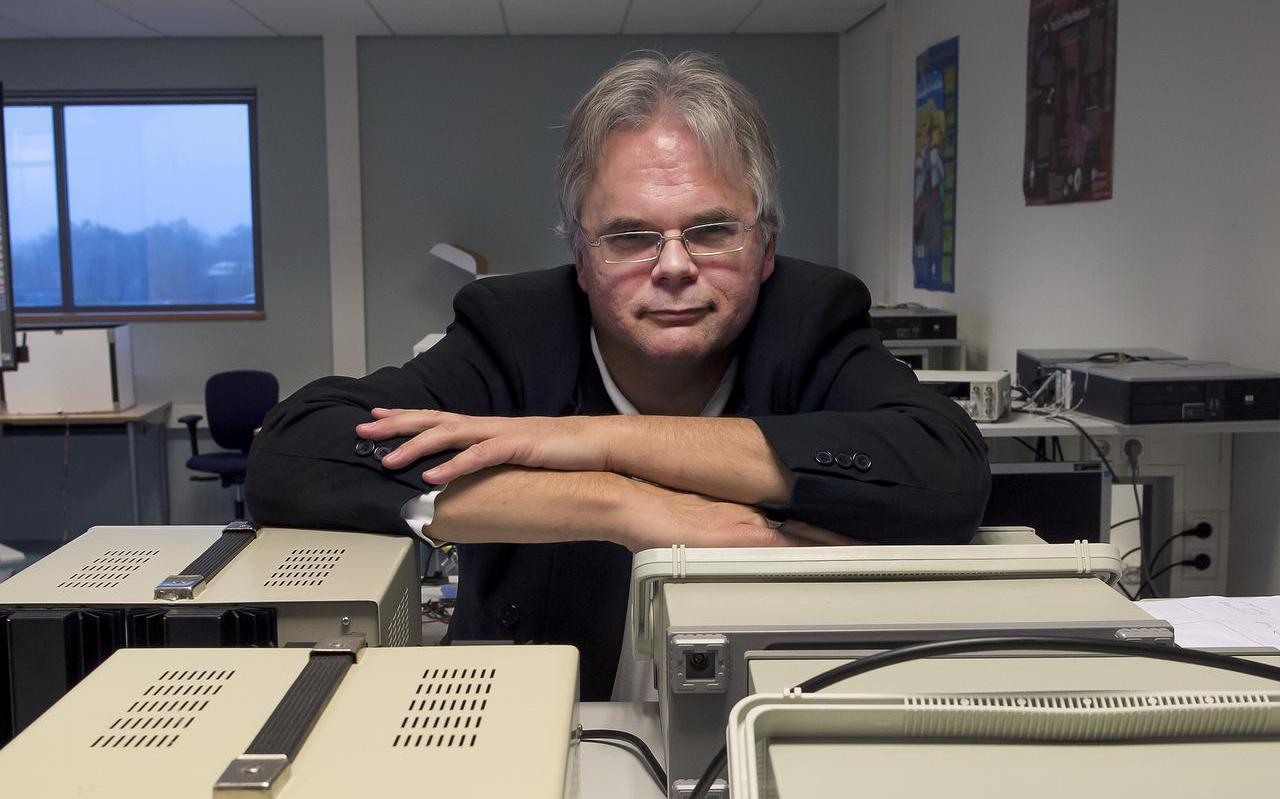 Astron-directeur Marco de Vos.