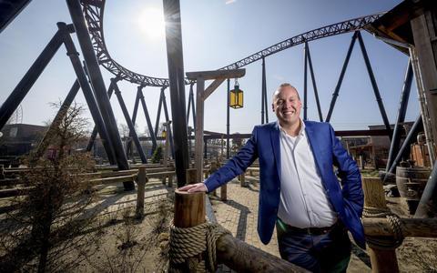 Van vakantiehulpje naar directeur van Slagharen: 'Die pony's, die matchen niet meer'
