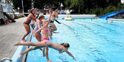 Ondanks de topzomer heeft zwembad de Zwaoi een moeilijk jaar achter de rug.