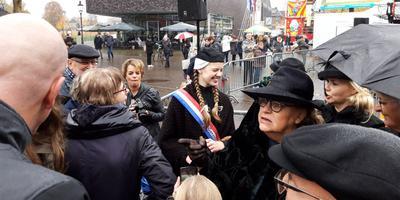 De nieuwe Miss Ganzenhoedster, Michelle Rozema. Foto: DvhN