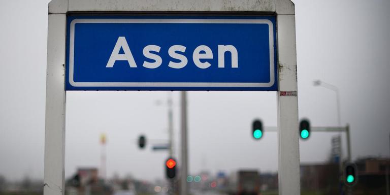 De toekomst van inloophuis Robijn huijs in Assen is onzeker. Foto: Corné Sparidaens