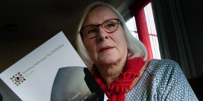 Greta Luning: ,,Na zelfdoding komen diepere oergevoelens boven.'' Foto Gerrit Boer