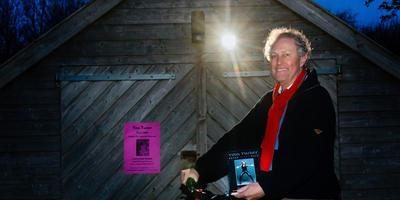 Dominee Vijko Top: ,,Ik was flink onder de indruk van een biografie over Tina Turner.'' Foto: Gerrit Boer