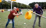 Korfbalclub ZKC'19 is altijd bezig met Zuidwolde