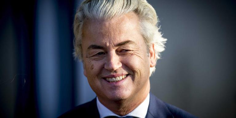 PVV-voorman Geert Wilders. Foto: ANP