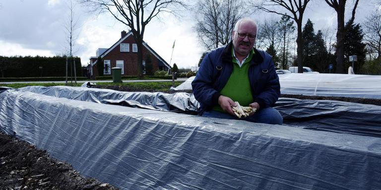 Henk Sturing. FOTO DVHN
