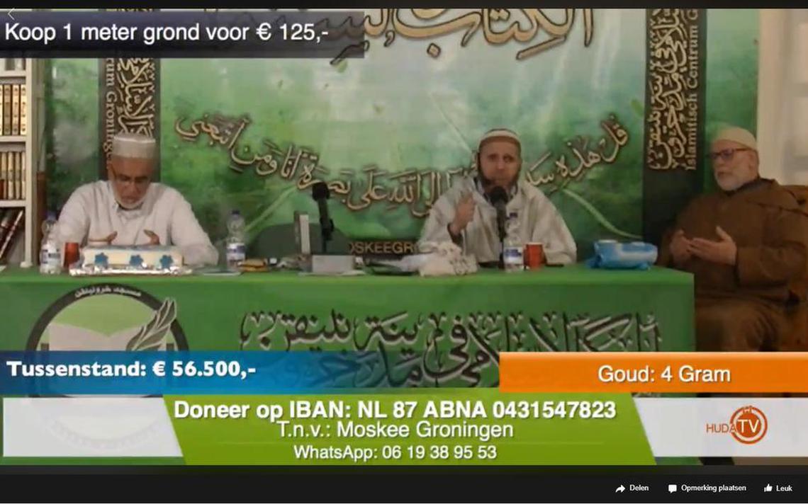 43d64abc25c9a6 Driedaagse tv-inzameling voor islamitische begraafplaats in Zuidlaren -  Drenthe - DVHN.nl
