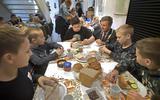 Een 'ontbijtje scoren' bij de burgemeester in Erm (+video)