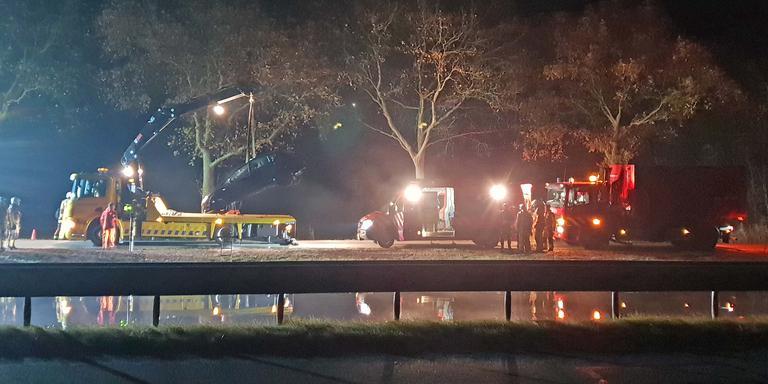 Automobilist uit Vledder overlijdt na ongeluk in Uffelte.