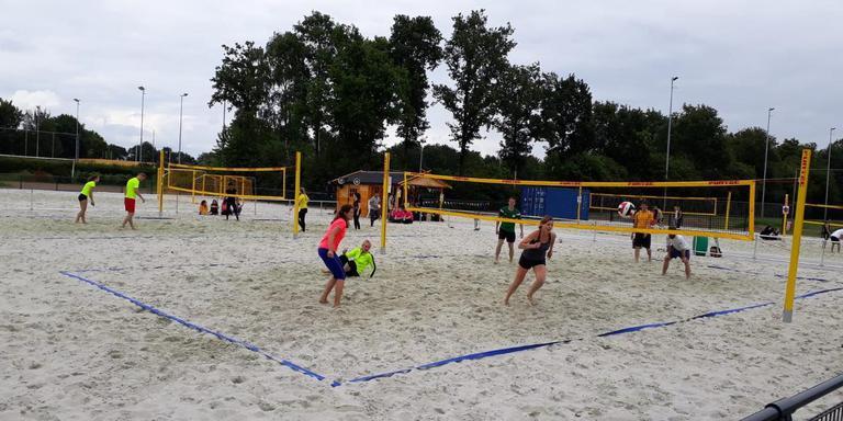 Leerlingen van het voortgezet onderwijs maken massaal gebruik van Beachpark Emmen