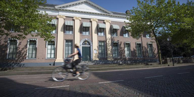 De rechtbank in Assen. Foto: Archief Jaspar Moulijn