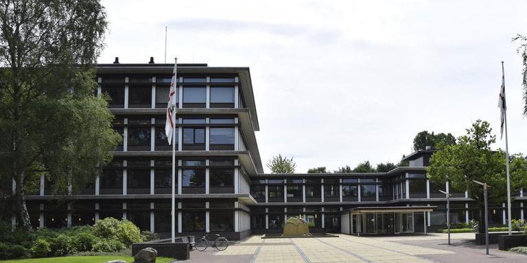 Het provinciehuis in Assen.
