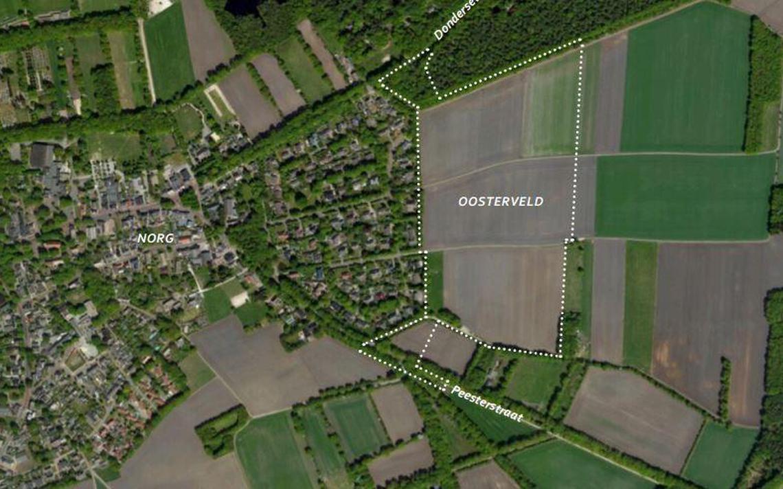 Belangenvereniging Norg: 'Norgers profiteren niet van eigen reservepotje voor Oosterveld' - Dagblad van het Noorden