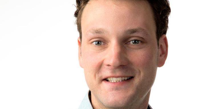 Erwin Brink (31) uit Zwiggelte staat op de 10e plek van de VVD-kandidatenlijst.