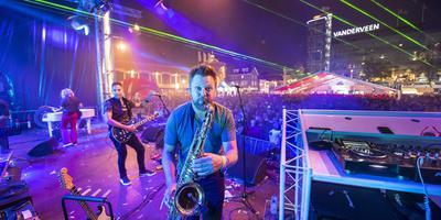 Voor optredens tijdens de TT week mag straks entree worden gevraagd. Foto Archief DvhN/ Marcvel Jurian de Jong