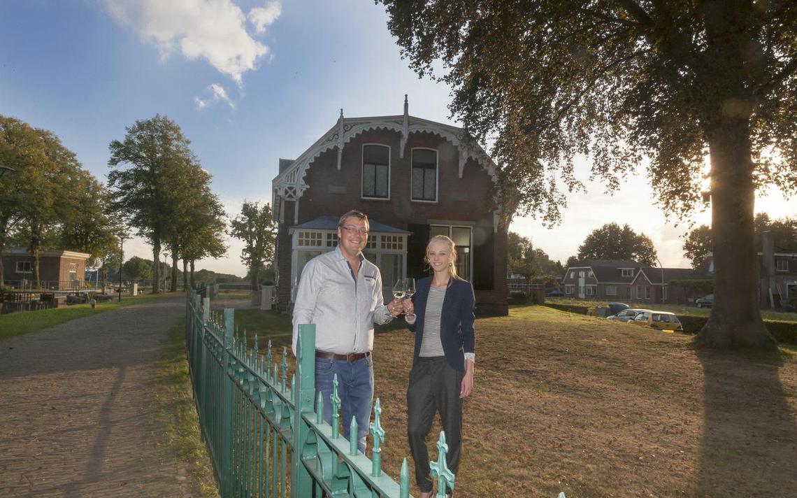 Energieke doorstart voor De Sluiswachter Dieverbrug - Dagblad van het Noorden