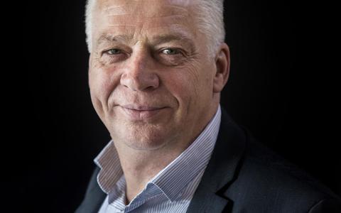 Wethouder Henk Kosters. Foto Archief/Marcel J. de Jong