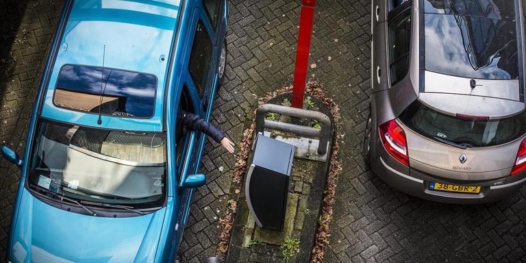 Binnenstadsvereniging overvallen door parkeerbesluit Assen. Foto: Archief Marcel Jurian de Jong