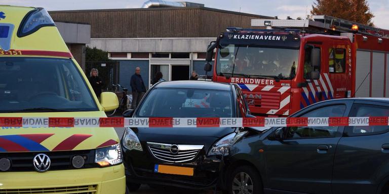 Gewonde bij ongeluk in Zwartemeer.