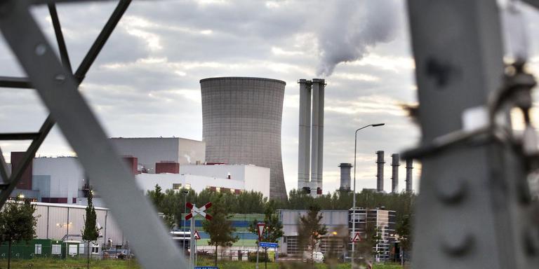 RWE sluit naast zijn grote centrale in Moedrijk ook kleinere centrales in onder meer Erica en Klazienaveen. FOTO ANP