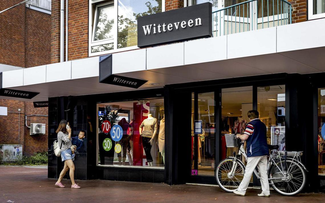 Witteveen Mode Jassen : Witteveen mode houdt winkels open economie dvhn