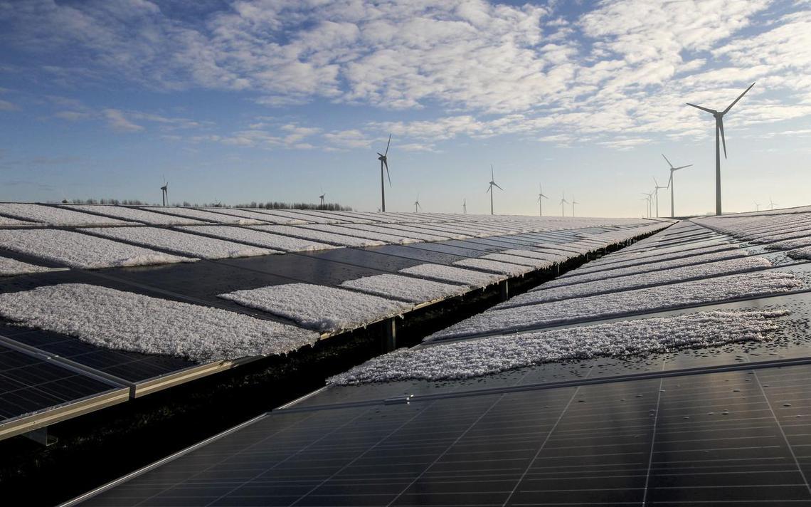 Ruzie over grond voor zonnepark bij Harpel - Dagblad van het Noorden