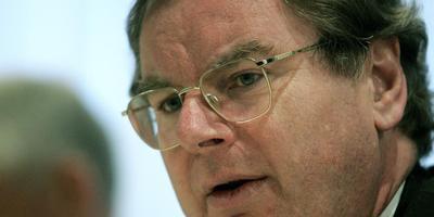 VNCI-voorzitter Bernard Wientjes. Foto ANP
