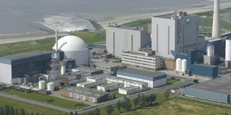De enige kerncentrale die Nederland heeft staat in Borssele. De centrale wordt in 2033 gesloopt.