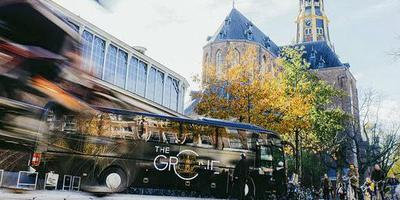 The Grone op de Grote Markt in Groningen. Foto: Stella Dekker